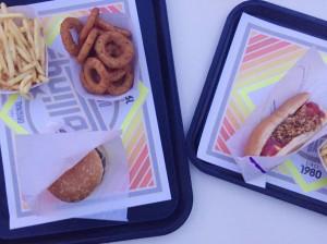 Rolling Dance & Burger