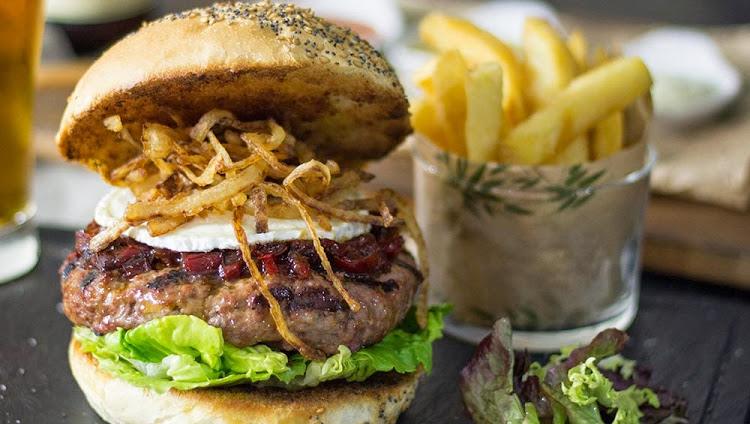 Las 5 mejores Burgers de Madrid