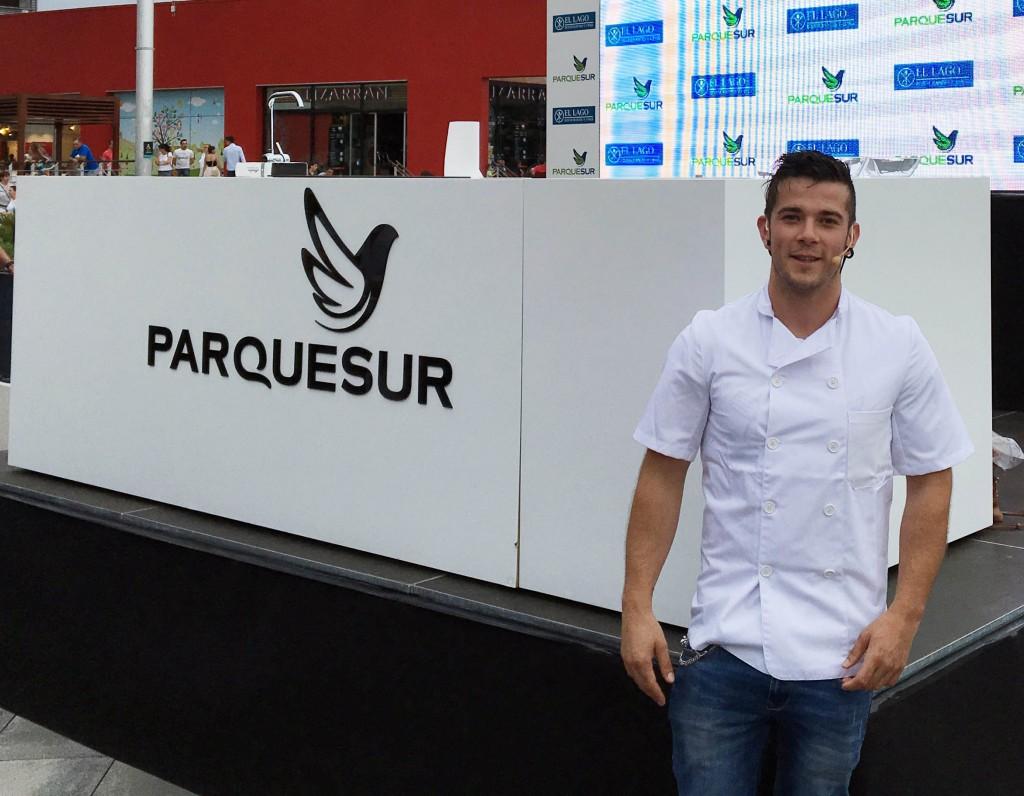Carlos Maldonado Showcooking Parquesur 3