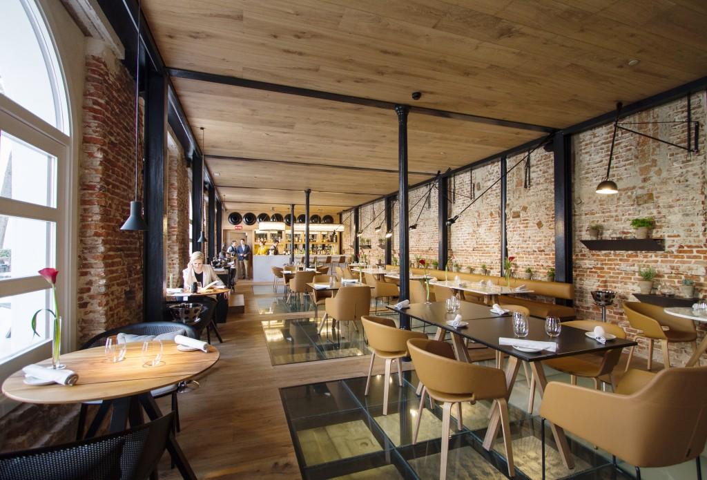 Dos cielos  blog restaurantes  Madrid gastronomia