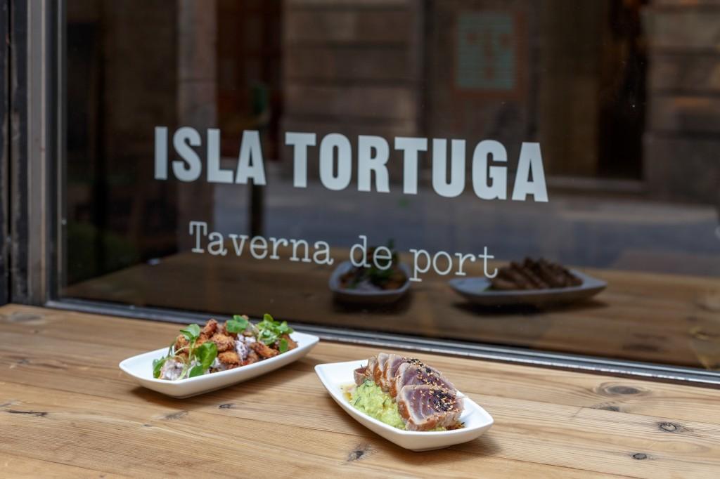 isla tortuga blog gastronómico Barcelona