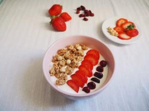 Los 3 mejores desayunos con yogur